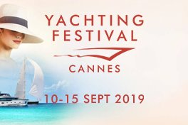 TRIO was at Cannes Yachting Festival 2019!