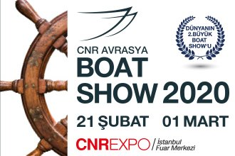 MEET US AT CNR EURASIA BOAT SHOW